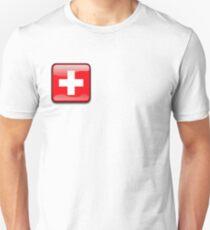 geschenkidee für patrioten Unisex T-Shirt