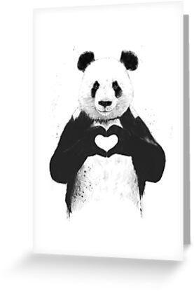 «Todo lo que necesitas es amor» de soltib