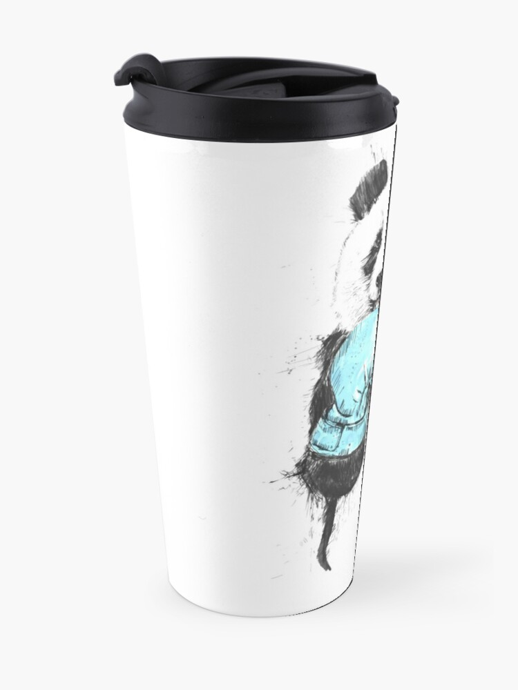 Alternate view of the winner Travel Mug