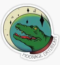 moonage daydream Sticker