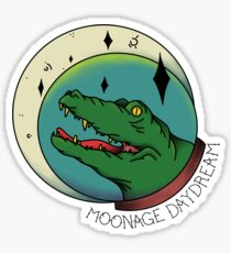 moonage daydream Sticker