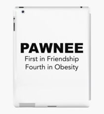 Pawnee - Parks and Recreation iPad Case/Skin