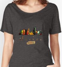Mexico city Women's Relaxed Fit T-Shirt