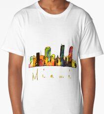 Miami, Florida Long T-Shirt
