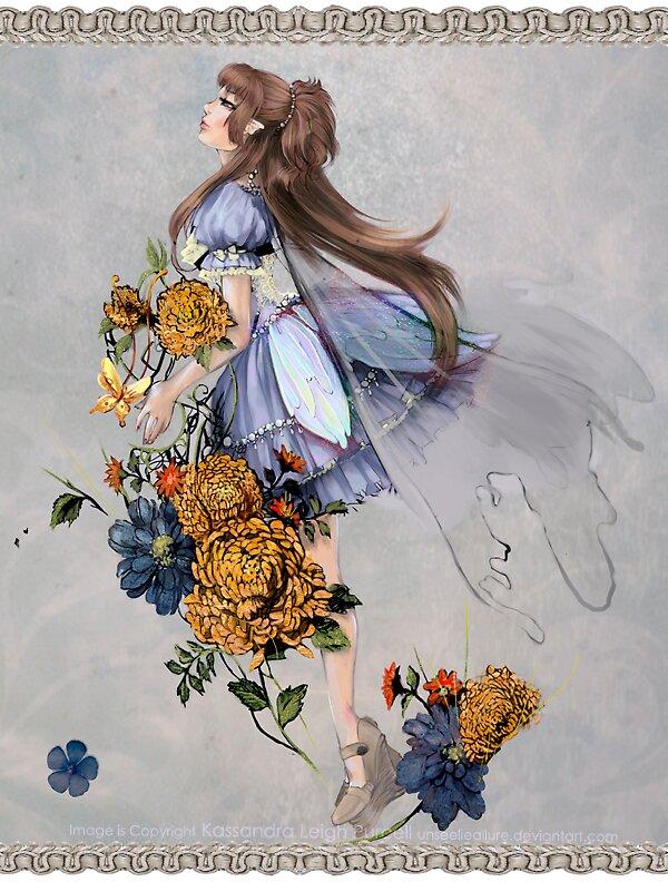 Fay Reah. by UnseelieAllure