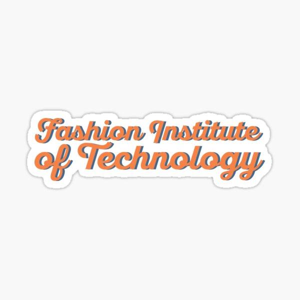 Fashion Institute of Technology Sticker
