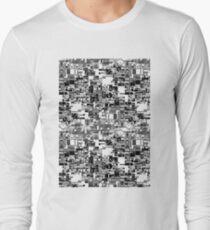 pokeglitch Long Sleeve T-Shirt