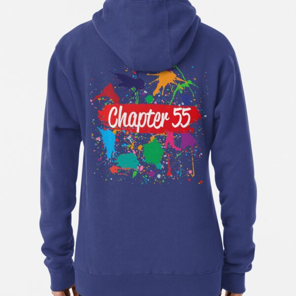 Chapter 55 ACOMAF, A Court of Mist and Fury Pullover Hoodie
