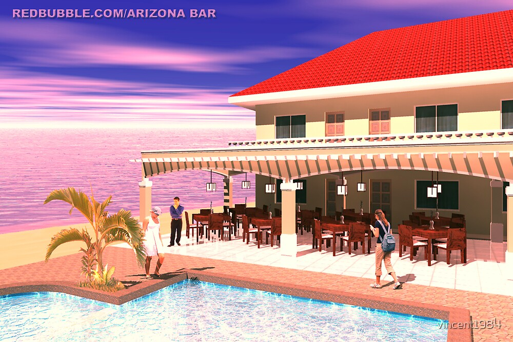 arizona bar by vincent1984