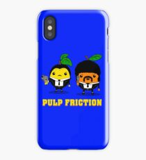 Pulp Friction iPhone Case