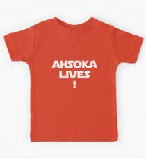 Ahsoka Lives! Kids Tee