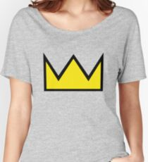Riverdale Crown  Women's Relaxed Fit T-Shirt