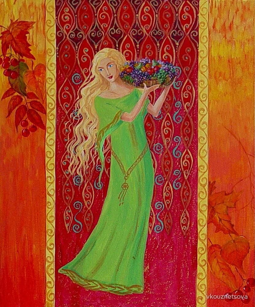 Lady Autumn by vkouznetsova