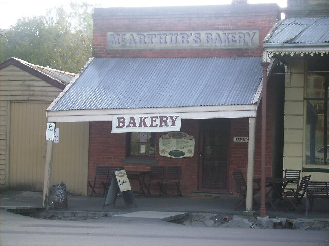 Old Bakery by dunaebray