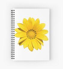 Geschenkidee Blumen Spiral Notebook