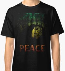 Marley Grunge Peace Classic T-Shirt