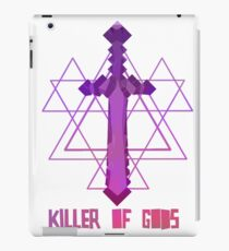 Minecraft Tools - Sword. iPad Case/Skin