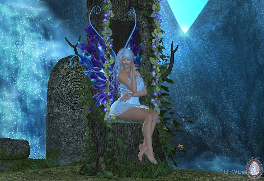 Enchanted Fairy by OFWDesigns