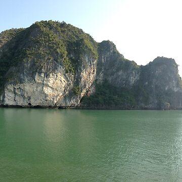 Ha Long Bay, Vietnam by shawnzahavi
