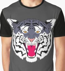 Great Tiger Graphic T-Shirt