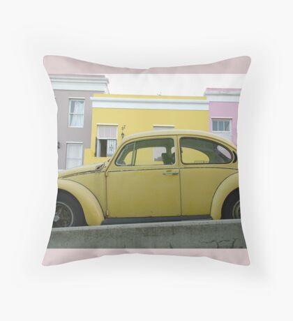 beetle 2.0 Throw Pillow