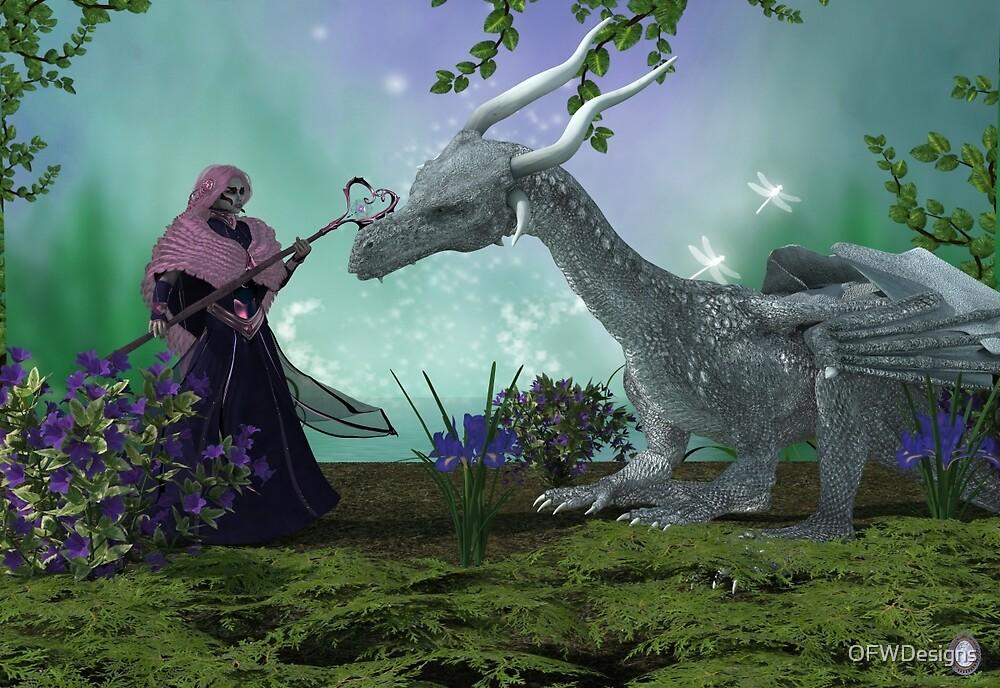 Dragon Keeper by OFWDesigns