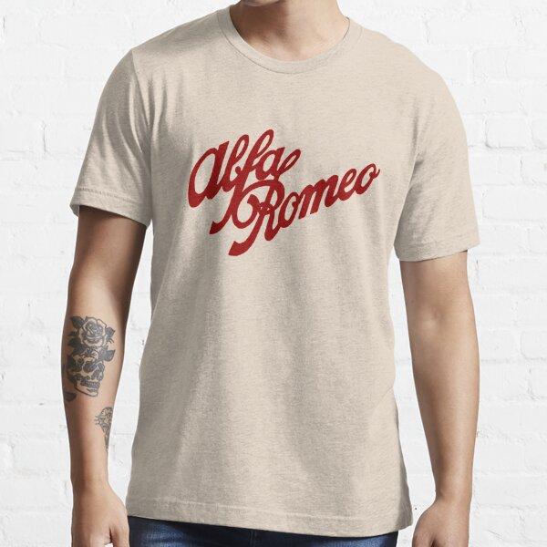 Alfa Romeo classic (rot) Essential T-Shirt