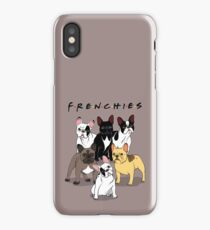 FRENCHIES iPhone Case/Skin