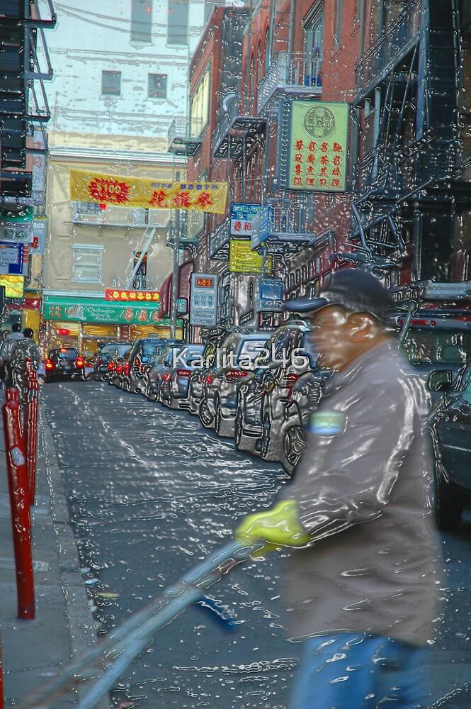 Chinatown Alley by Karlita246