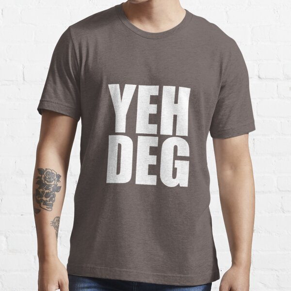 YEH DEG (White) Essential T-Shirt