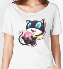 Cute Morgana Persona 5 Women's Relaxed Fit T-Shirt