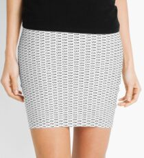 Coo-Coo Fancy Birds! Mini Skirt