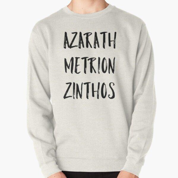 Azarath Metrion Zinthos (Alternate) Pullover Sweatshirt