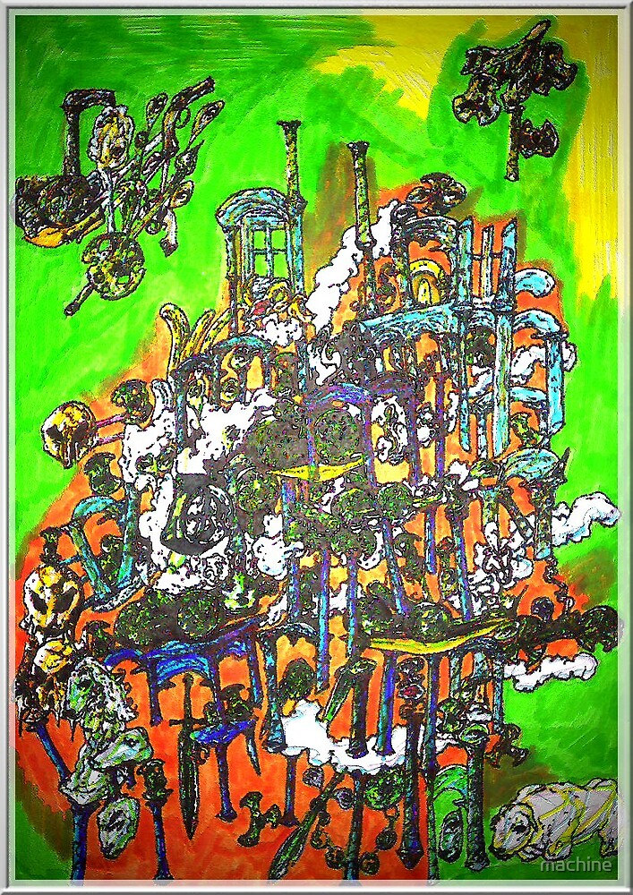 Untitled by machine