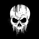 «Dripping Skull» de maryedenoa