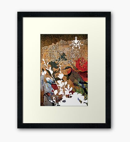 Australian Bird Series 01 Framed Print