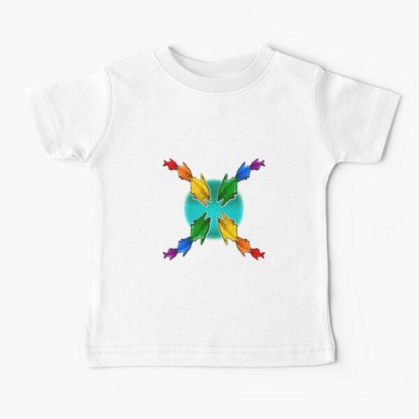 Pride Fishies Baby T-Shirt