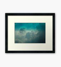 0934 - HDR Panorama - Sky Framed Print