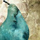 Blue Pear by mindydidit