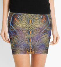 Meditation Mini Skirt