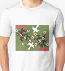 Bird Song Series - Coming Together Unisex T-Shirt