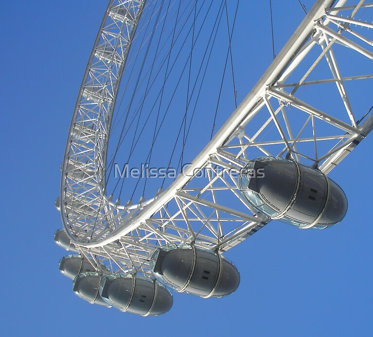 London Eye II by Melissa Contreras
