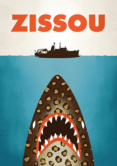 Quot Zissou Quot Posters By Lordwharts Redbubble