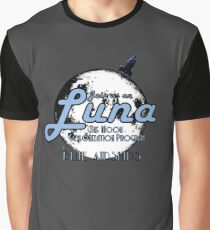 Join Us On Luna 2 Graphic T-Shirt