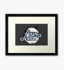 Join Us On Luna 2 Framed Print