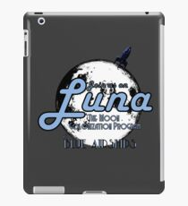 Join Us On Luna 2 iPad Case/Skin