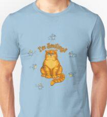 Smiling Cat Unisex T-Shirt