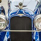 Duesenberg Straight 8 Grill and Headlights by eegibson