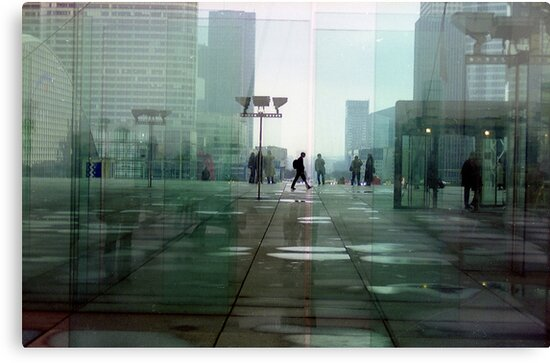 Paris Glass by Alberto  DeJesus