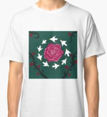Bird Song series - Encircled in Love Classic T-Shirt